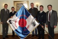 Traditionsfahne für die Koseler Feuerwehr