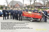 Koseler Feuerwehr immer besser ausgerüstet für Notfälle auf dem Wasser