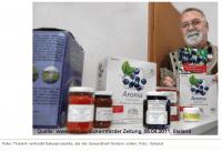 Aronia und Co.: Gesundes aus der Natur