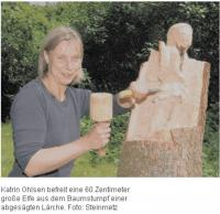 'Ich befreie eine Elfe aus dem Stamm'
