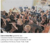 Big-Band-Klänge in Laurentius