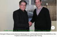 Kosel wieder mit an Bord der Ostseefjord-Schlei-GmbH