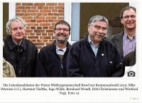 Freie Wählergemeinschaft hat Kandidaten benannt