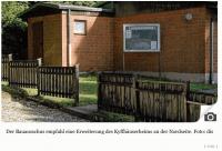 Mehr Platz im Kyffhäuserheim