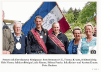 Neue Majestäten in Missunde