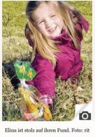 Fleißiger Osterhase: 1200 Ostereier für 30 Mädchen und Jungen