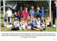 TSV-Fußballschule - Fußballtricks für Nachwuchskicker