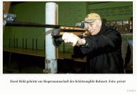 Schützengilde Bohnert am treffsichersten