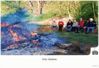 Alte Tradition neu belebt: Ein Feuer für Bohnert