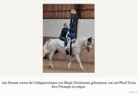 Voltigieren: Akrobatik hoch zu Ross