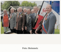 Jens Dreesen neuer König in Kosel