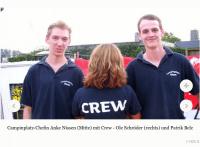 """""""Crew"""" schmeißt die längste Nacht in Missunde"""