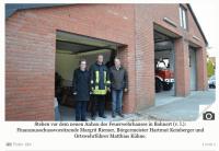 Großes Ehrenamtliches Engagement - Eigenleistung spart 25 000 Euro