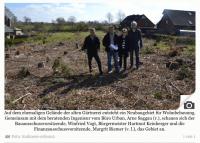 Neubaugebiet - Hochbau ab August möglich