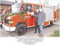 Neuer Gebrauchter für die Bohnerter Brandschützer