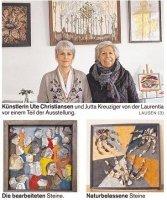 Koseler Künstlerin erweckt Steine zum Leben