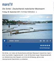 mareTV - Die Schlei im Fernsehen