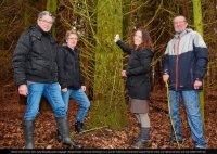 Kosels Nadelwald wird Klima-Wald