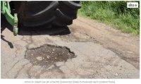 Kosel: Anlieger fordern Sanierung des Eschelsmarker Weges