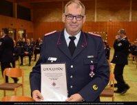 Feuerwehrehrenkreuz: Hohe Ehrung für Jens Reinhold
